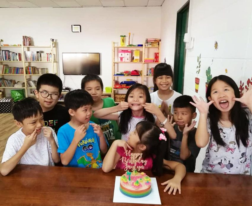 kids birthday child care centre